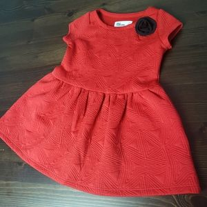 Epic Threads red dress 2T